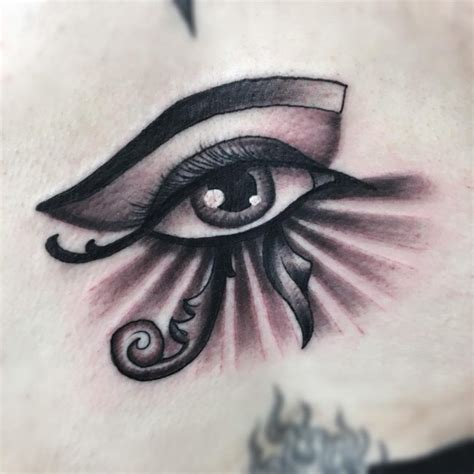 eye of horus tattoo design 45 best eye of ra tattoos designs meanings sun god