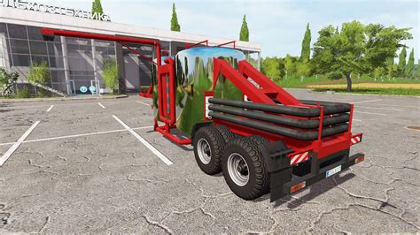 the trailer the trailer for farming simulator 2017