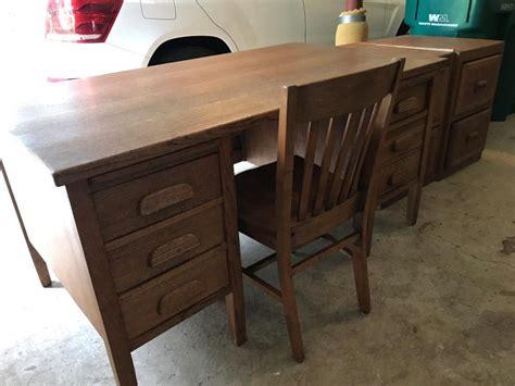 teachers desk for sale oak teachers desk for sale classifieds