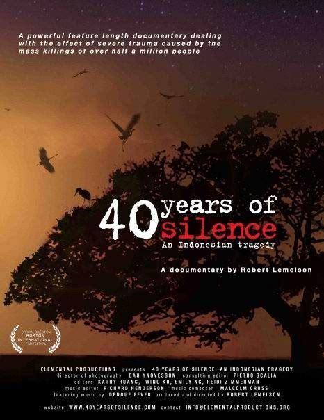 film dokumenter subtitle indonesia download film dokumenter 40 years of silence an