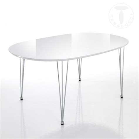 tavoli ovali allungabili tavoli fissi e allungabili tavolo ovale allungabile