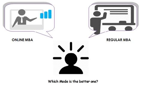 Mba Vs Regular Mba by Mba Vs Regular Mba Which Is Better