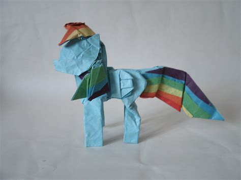 Origami My Pony - this my pony origami will your horseshoes