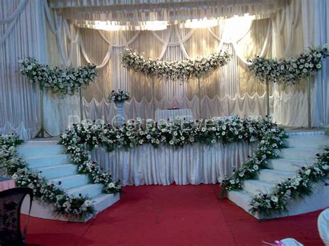 flower decoration for wedding stunning wedding stage decorations for christians in