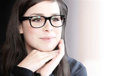 B1 Kacamata Ge 2 model kacamata minus untuk wajah bulat wanita terbaru