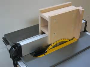 pdf tenoning jig table saw plans free