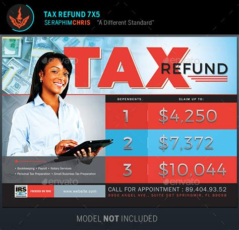 Free Health Fair Flyer Template 187 Dondrup Com Free Tax Preparation Flyers Templates