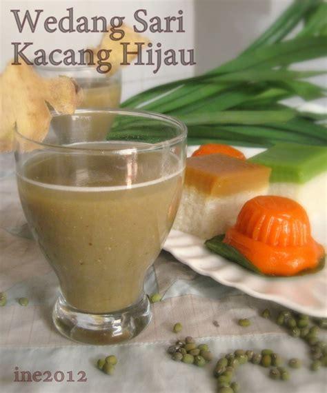 Gula Kacang By Laris Akumandiri wedang sari kacang hijau resep