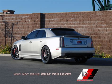 large custom rubber sts d3auto 2006 cadillac sts specs photos modification info