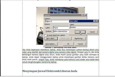 membuat daftar isi otomatis office 2007 membuat daftar isi dan daftar gambar otomatis di microsoft