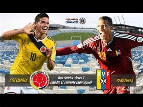 colombia vs fase de grupos copa am 233 rica