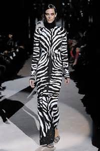 fall 2013 trend zebra print thefashionspot