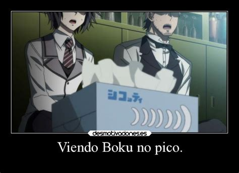 Boku No Pico Meme - like a boss boku no pico meme memeaddicts