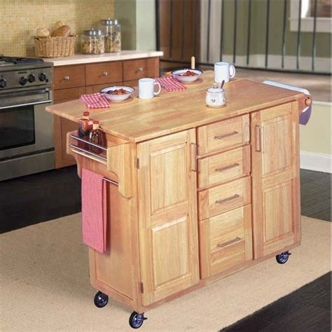 Home Styles Kitchen Island With Breakfast Bar Home Styles Kitchen Center With Breakfast Bar Free Shipping Homecomforts