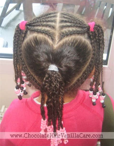 easy jamaican hairstyles 10 images about natural kids heart star braids on