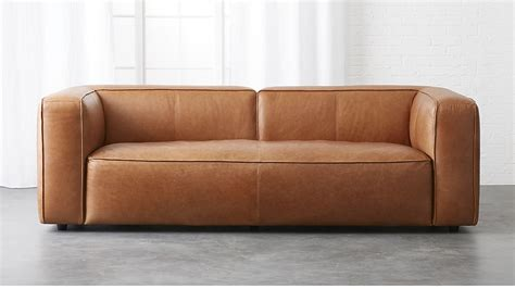 modern tan leather sofa tan leather sofas i love all these fun and modern leather