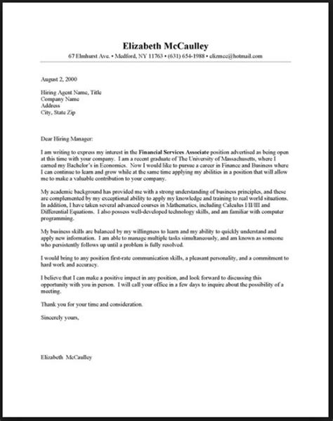 Perfect Cover Letter Forbes   Cover Letter Templates