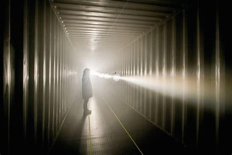 Light Installation by Light Installation By Candas Sisman Fubiz Media