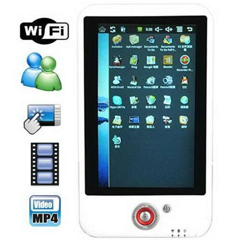 Tablet Apple Replika mini copy tablet pc with via mw8505 600mhz 7 inch lcd