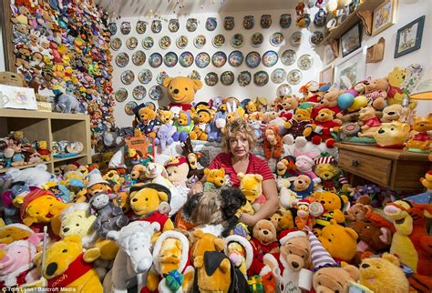 Ready Bonds Disney by Winnie The Pooh Fan Spends 100 000 Creating World S