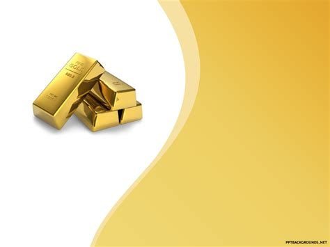 gold slide themes free golden opportunity backgrounds for powerpoint
