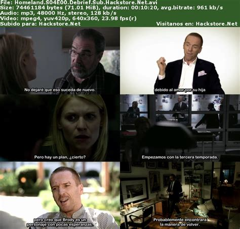 Resumen 4 Temporada Homeland by Descargar Homeland Temporada 4 Subtitulado Mega Hackstore
