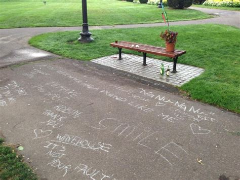 good will hunting bench robin williams will always have a place to sit in the