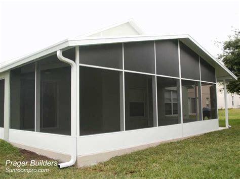 Florida Screen Room by Screen Room Apopka Florida Prager Builders Sunroom Pro