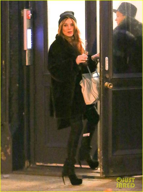 Did Lindsay Hit A Photographer by Lindsay Lohan Hits Up A After Tonight Show