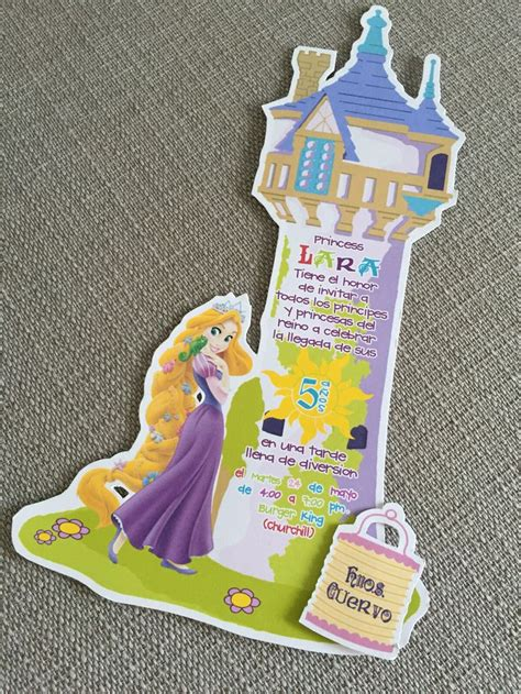 free printable rapunzel party decorations rapunzel birthday invitation invitations pinterest