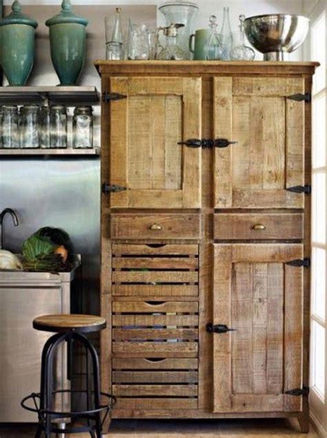 muebles de cocina madera pallet palet  en