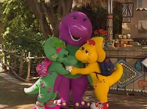 barney and the backyard gang i love you image i love you song26 jpg barney wiki