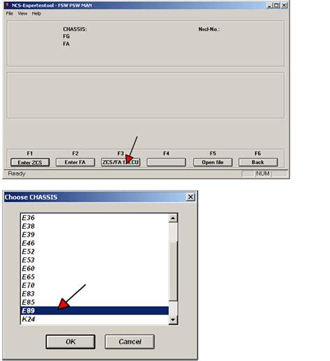 bmw e90 coding list diy coding bmw e90 with inpa ncs expert on k dcan obd365