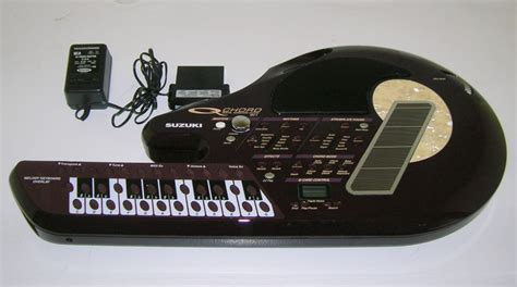 matrixsynth suzuki q chord qc1 digital guitar synthesizer