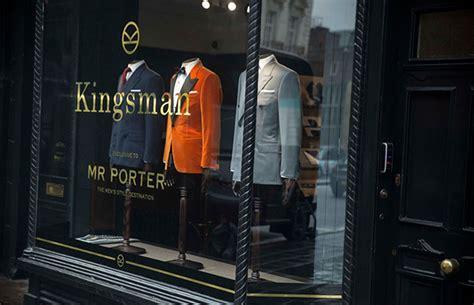 Kingsman ouvre sa propre boutique à Londres | Spotern Colin Firth