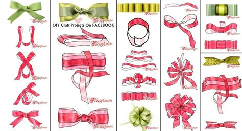 how to tie a bow holiday ideas pinterest