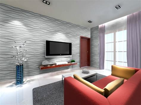 living room wall tiles 3d bamboo wall ecotiles in living room decorative