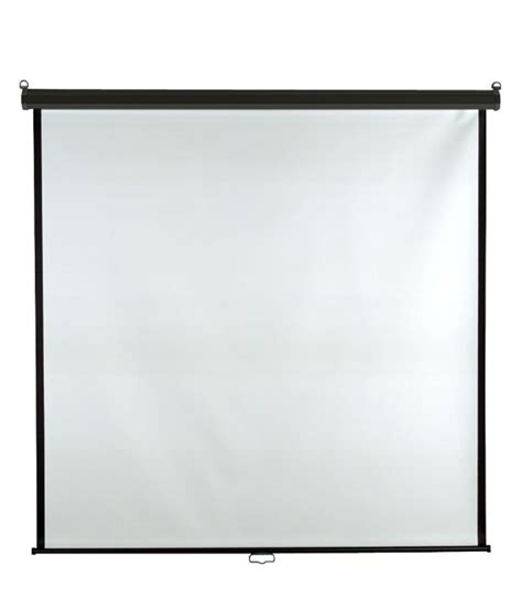 Screen Projector 120 Wall buy britelite wall type projector screen size 120 in x 67 in at best price in india