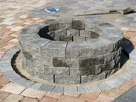 do it yourself firepit diy pit