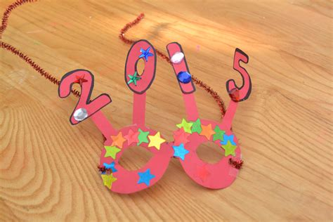 new crafts for 5 easy new years crafts for