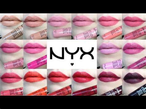 Nyx Smlc Original jual nyx soft matte lip nyx smlc original tnt