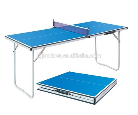 small size folding table tennis table portable mini ping