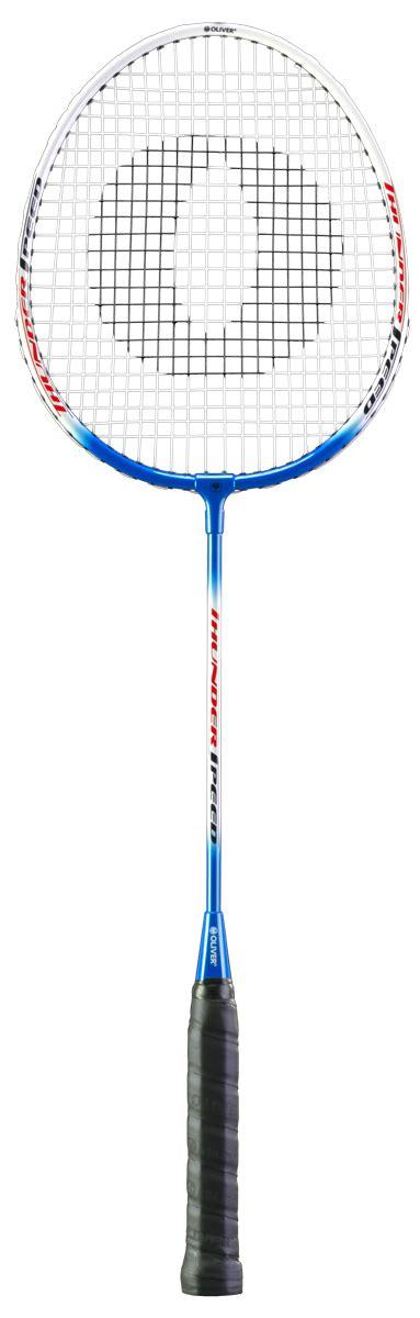 Dossenheim Bag thunderspeed blue badminton school sport leisure set