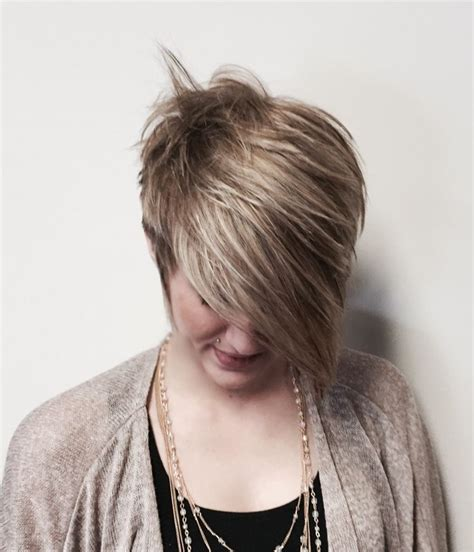 pixie cut with long fringe short hair pinterest long 83 best images about short hair on pinterest mohawks