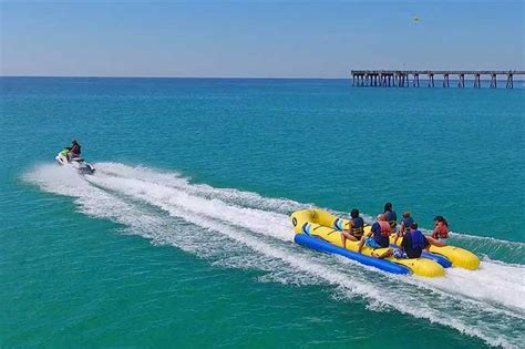 boat rides panama city beach the best beaches in the world - Banana Boat Rides Pcb Fl
