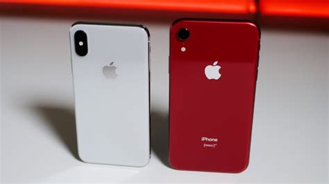 iphone x vs iphone xr which should you choose