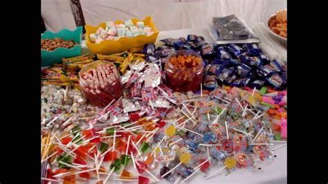 dulce infantil halloween en infantil tipos de dulces para fiesta infantil mesa de dulces