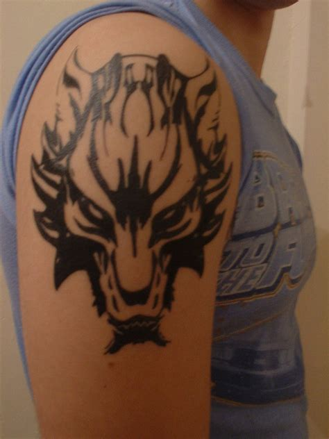 wolf face tattoo wolf tattoos designs ideas and meaning tattoos for you