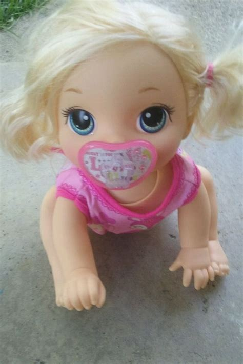 Baby Alive Baby Go Bye Bye pacifier to fit baby alive baby go bye bye doll you choose