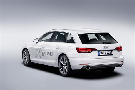 Audi A4 Sportback by Audi S New E Gas Offers 80 Percent Lower Co2 Emissions A4